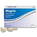Magrix 500 Mg 30 Cprs