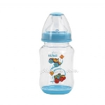 Mamadeira Kuka Big Natural Azul 240ml