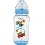 Mamadeira Kuka Big Natural Azul 330ml