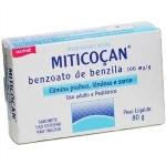 Miticocan 100 Mg Sabonete 80 G