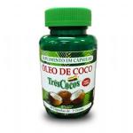 Oleo De Coco Com 60 Capsulas