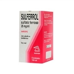 Sulferrol 68 Mg Gotas 30 Ml