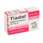 Tiadol 3,25g Sabonete 65 G