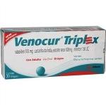 Venocur Triplex 100+300+150mg C/2 Bl X 10 Drg