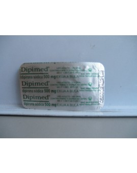 Dipimed 500 Mg 4 Cprs