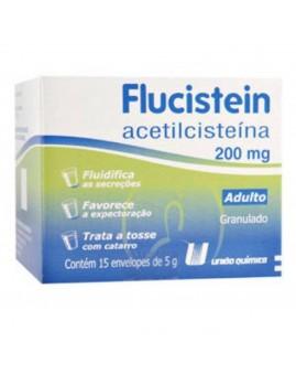 Flucistein 100 Mg 15 Env X 5 G
