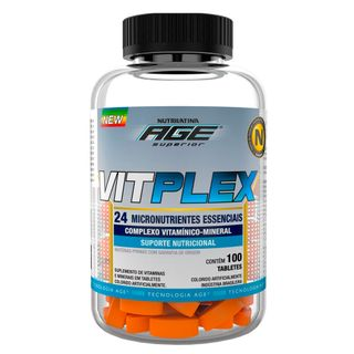 Age Vitplex Tabs Ab Ap C X 100