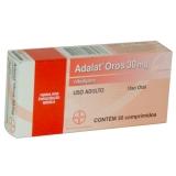 Adalat Oros 30 Mg 30 Cprs