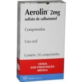 Aerolin 2 Mg 20 Cprs
