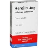 Aerolin 4 Mg 20 Cprs