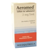 Aeromed 2 Mg/5ml Xarope 120 Ml