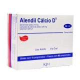 Alendil Calcio 70 + 500 + 2 Mg 4 + 60 Cprs