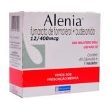 Alenia 12 + 400 Mcg 60 Caps + Inal