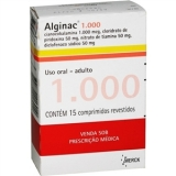 Alginac 1 Mg+50 Mg+50 Mg +50 Mg Bl C/15 Cpr Rev