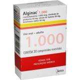 Alginac 1000+50+50+50 Mg 30 Cprs