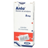 Anlo 5 Mg 3 Bl X 10 Cpr