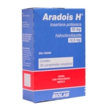 Aradois H 50/12,5 Mg 30 Cprs