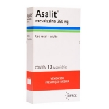 Asalit 250 Mg 10 Sup