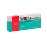 Aspirina Prevent 100 Mg 30 Cprs