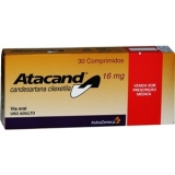 Atacand 16 Mg 30 Cprs