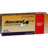 Atacand 8 Mg 30 Cprs