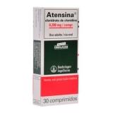 Atensina 0,200 Mg 30 Cprs