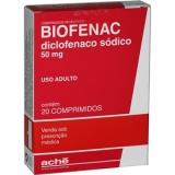 Biofenac 50 Mg 20 Cprs
