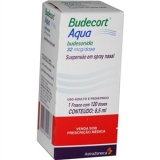 Budecort Aqua 32 Mcg Suspensão Nasal 120 Doses