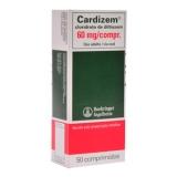 Cardizem 60 Mg 50 Cprs