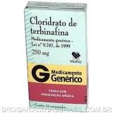 Cloridrato De Terbinafina 250 Mg 14 Cprs