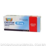 Crestor 20 Mg 30 Cprs