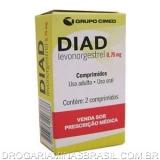 Diad 0,75 Mg 2 Cprs