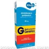 Diclofenaco Potassico 50 Mg 2 Bl Com 10 Cprs