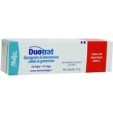 Duotrat 0,5 + 1 Mg Creme 30 G