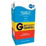 Fumarato De Cetotifeno 0,2 Mg/Ml Xpe Fr X120 Ml + Cp Med