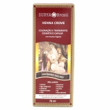 Henna Surya Creme Cast Escuro 70ml