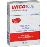 Inicox 15 Mg 5 Cprs