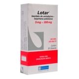 Lotar 5 + 100 Mg 30 Caps