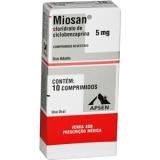 Miosan 5 Mg 10 Cprs