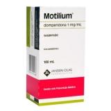 Motilium 1 Mg Suspensão 100 Ml