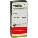 Motilium 10 Mg 60 Cprs