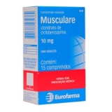 Musculare 10 Mg 15 Cprs