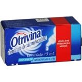 Otrivina 0,1% 15 Ml