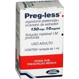 Preg-Less 150 Mg Injetável 1 Amp X 1 Ml