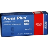 Press Plus 5mg + 10mg 30 Cprs