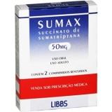 Sumax 50 Mg 2 Cprs
