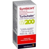 Symbicort 6 + 200 Mcg Inalatorio 6 Tbs