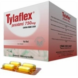 Tylaflex 750 Mg 200 Cprs
