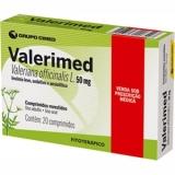 Valerimed 50 Mg 20 Cprs