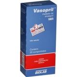 Vasopril 20 Mg 30 Cprs